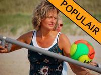 Strand Sport En Spel