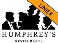 Escape in the City met Humphrey's
