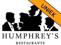 Escape in the City met Humphrey's