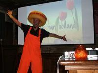 Wij Houden Van Holland Dinerspel