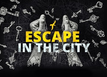 Escape in the City in Nijmegen met De Waagh