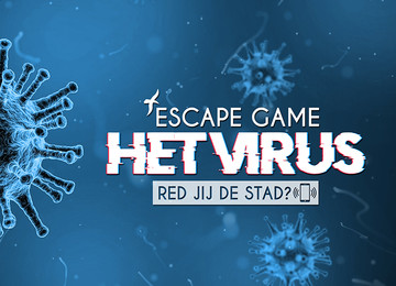 Escape Game - Het virus