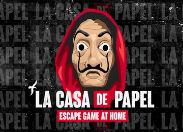 La Casa de Papel At Home