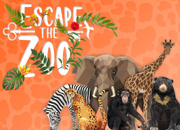 Escape the Zoo (Kids/Parents)